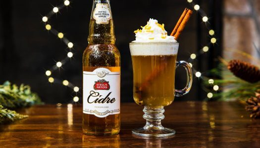 Must Mix: Stella Artois Warm Apple Cidre