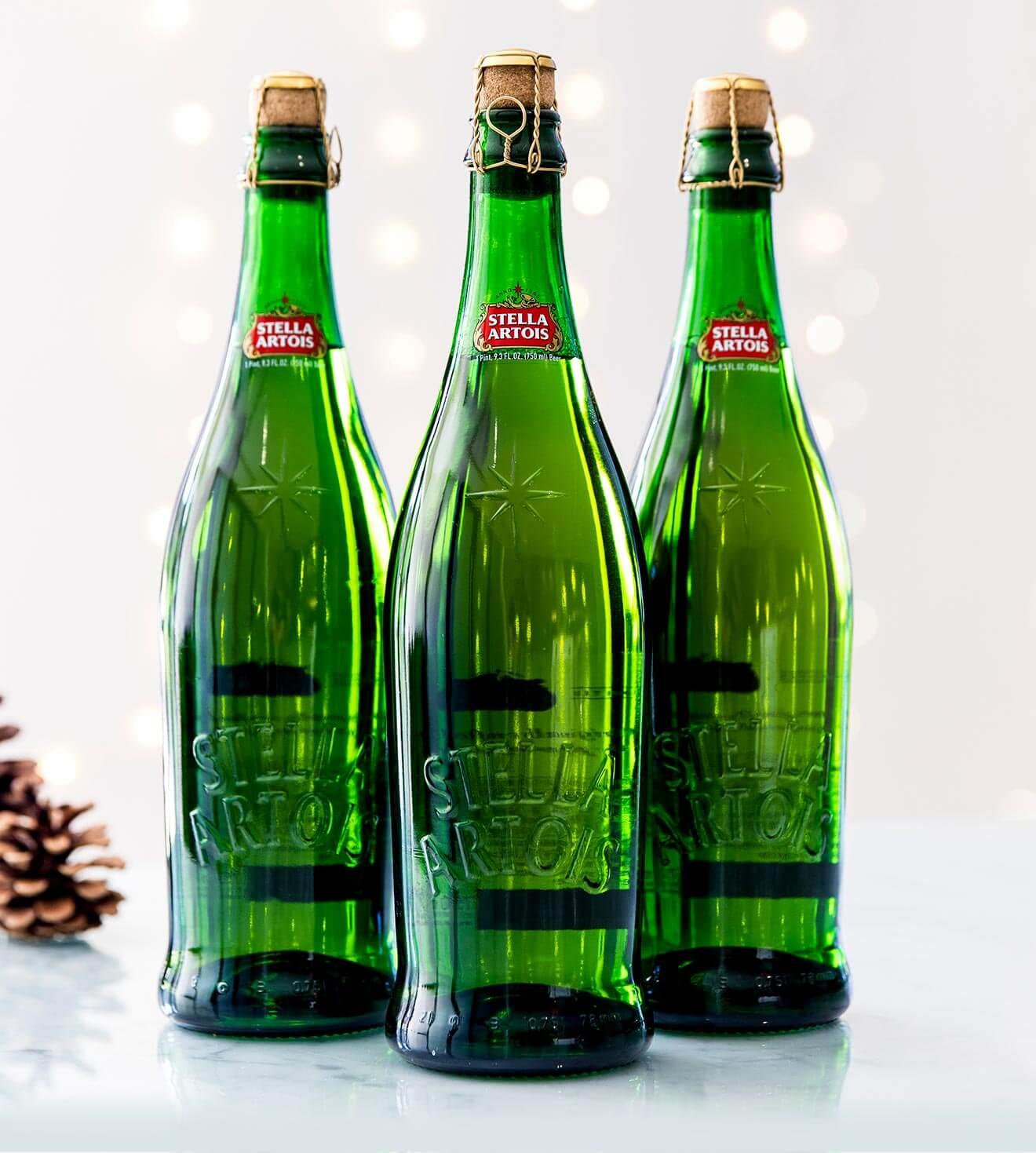 Stella Artois Introduces New Holiday Offerings