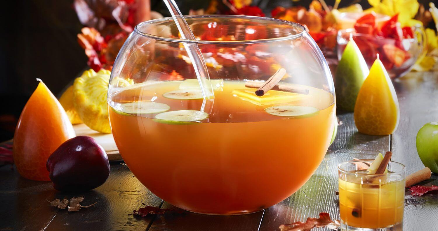 BACARDÍ Friendsgiving Rum Punch bowl, featured image