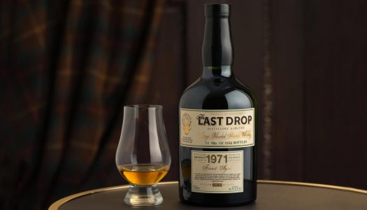 The Last Drop Distillers Launches 1971 Blended Scotch Whisky
