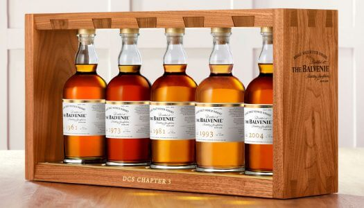 The Balvenie Unveils DCS Compendium Chapter Three