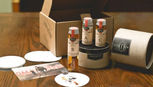 USA Network's Damnation Partners with Flaviar to Create Tasting Box for the Show