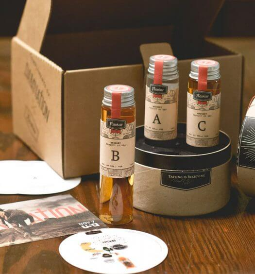 Flaviar Tasting Box for USA's Damnation, featured image