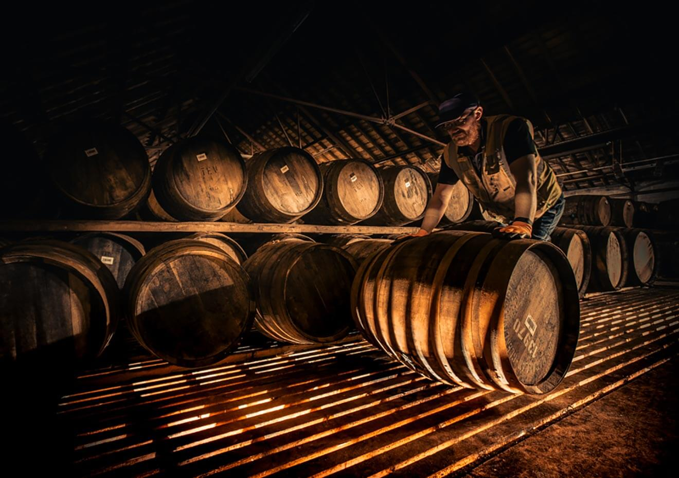Macallan y sus Masters of Wood