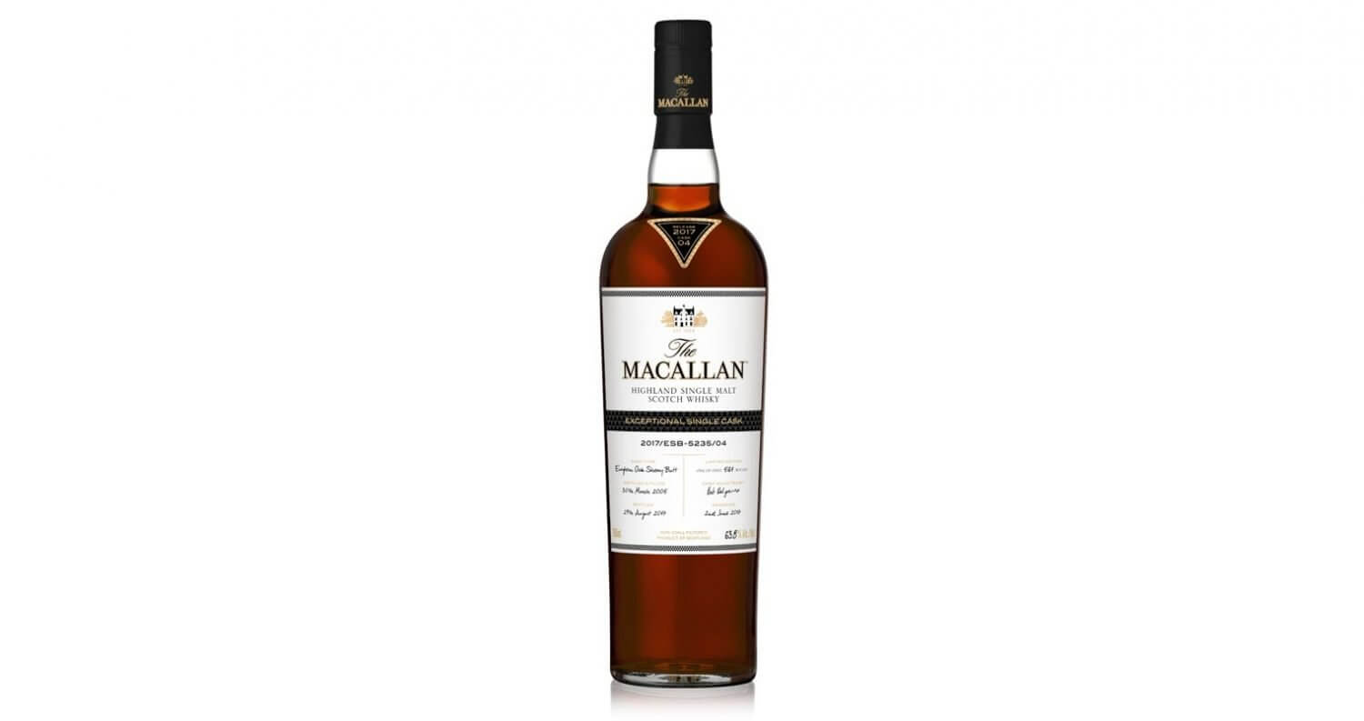 The Macallan Releases Exceptional Single Cask Range