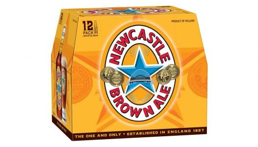 Newcastle Brown Ale Unveils New Look