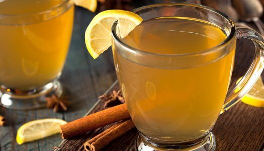 Chilled Drink of the Week: BACARDÍ Rum Hot Toddy