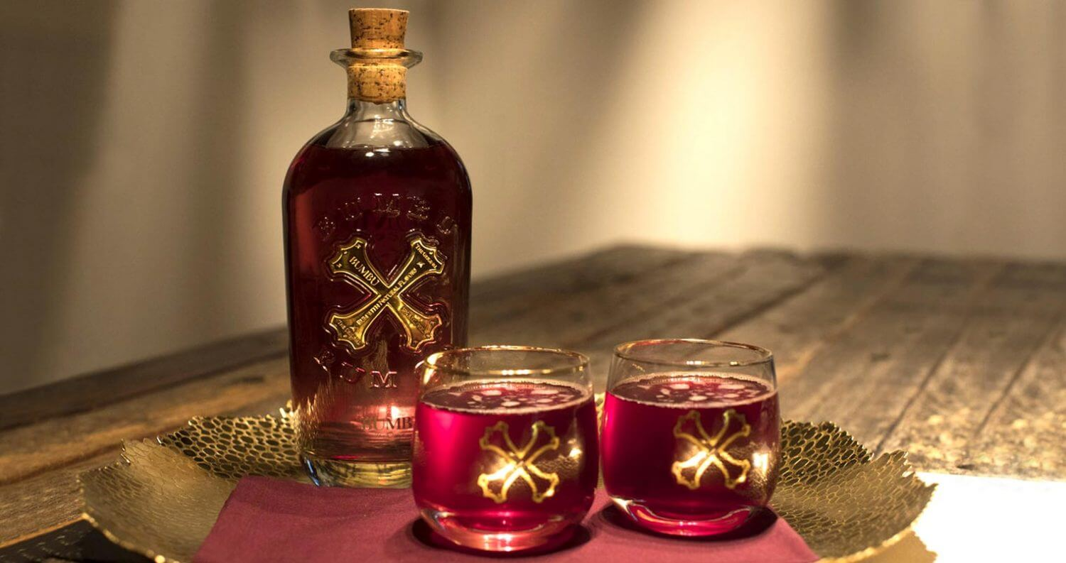 Holiday Rum Cocktails, featured image