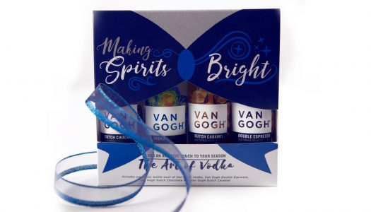 Van Gogh Vodka Releases 'Making Spirits Bright' Holiday Collection