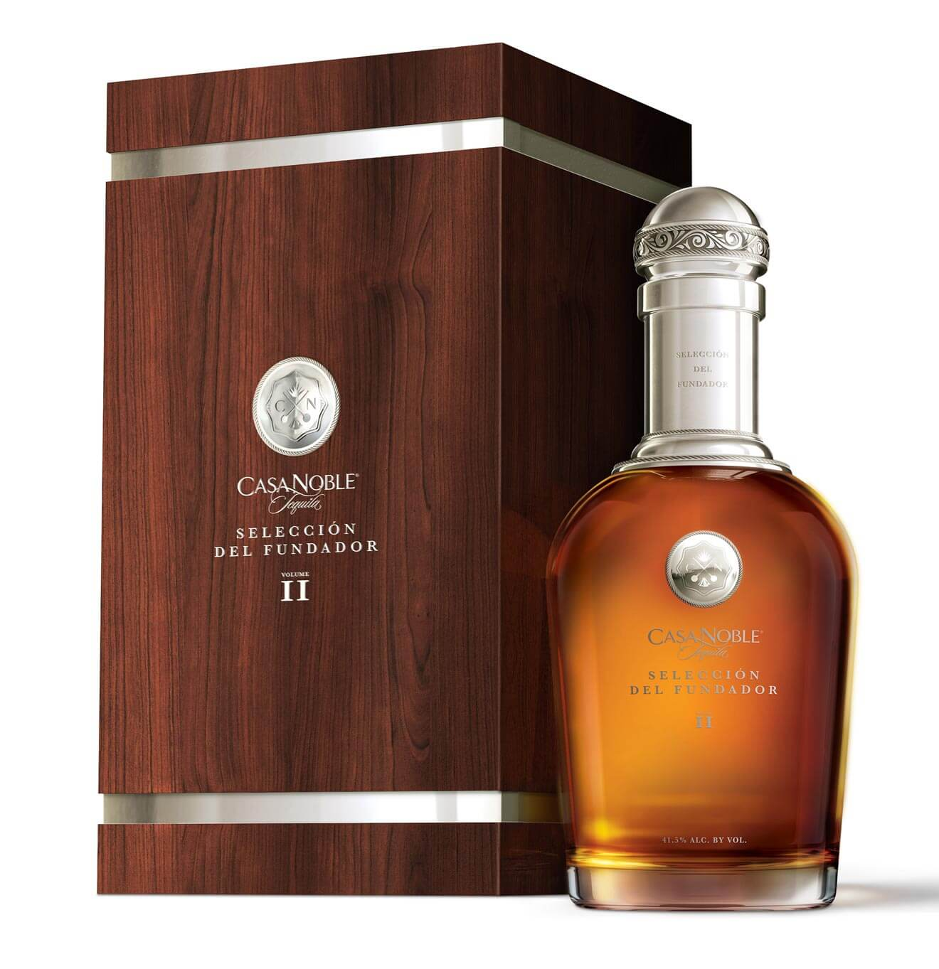 Casa Noble Tequila Limited Edition $1,500 Bottle, packaging on white