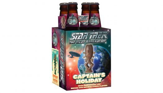 "Shmaltz Brewing Releases ""Captain's Holiday"" Brew"