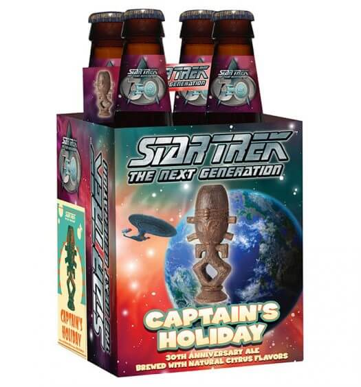 """Captain's Holiday"" Brew, featured image"