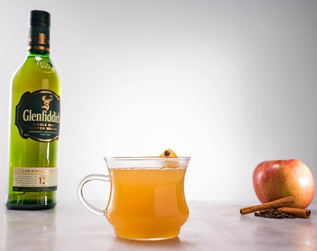 The Glenfiddich Toddy