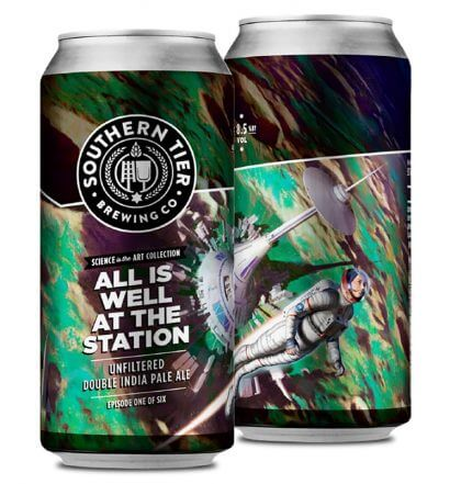 All is Well at the Station cans
