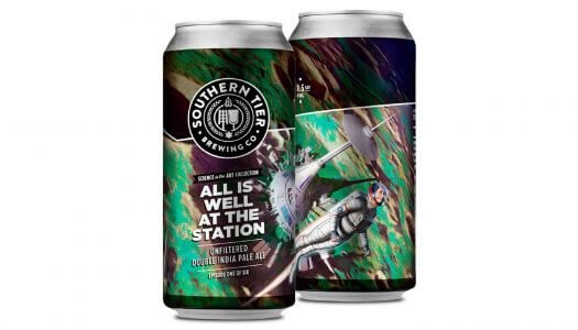 "Southern Tier Brewing Launches ""Science of the Art"" Double IPA Collection"