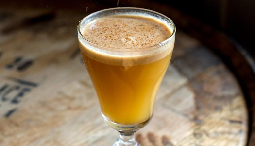 Must Mix: Apple Cider Hot Buttered Rum