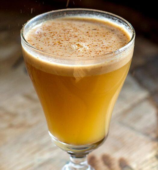 Apple Cider Hot Buttered Rum, featured image