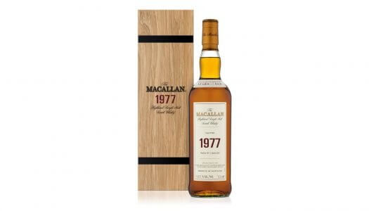 The Macallan Unveils 1977 Fine & Rare Vintage