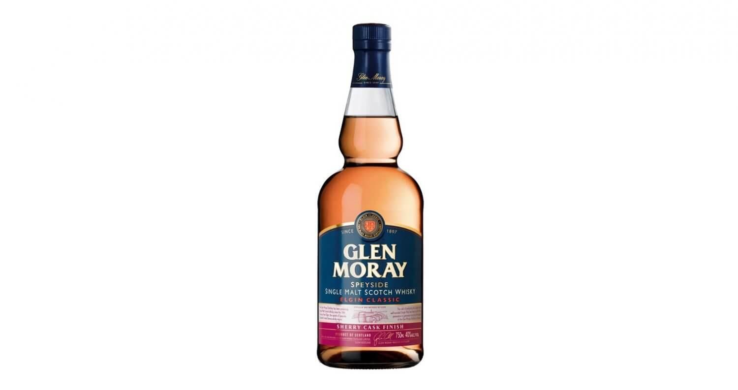 Glen Moray Classic Sherry Cask Finish, featured image