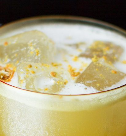 Guillotine cocktail, featured image