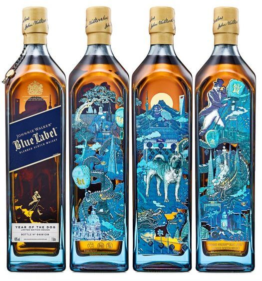 Johnnie Walker Blue Label Year of the Dog, featured image