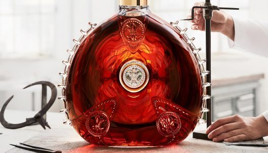 Louis XIII Cognac Debuts Largest Decanter in the World for $450K