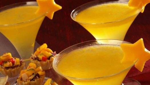 3 Easy to Mix Mango Cocktails