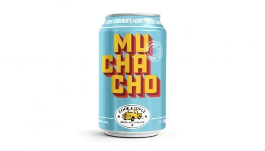 Good People Brewing Co. Launches Muchacho Mexican-Style Lager