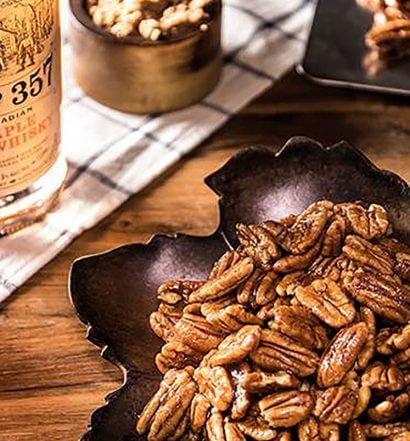 Tap 357 Maple Whisky Pecans, featured image