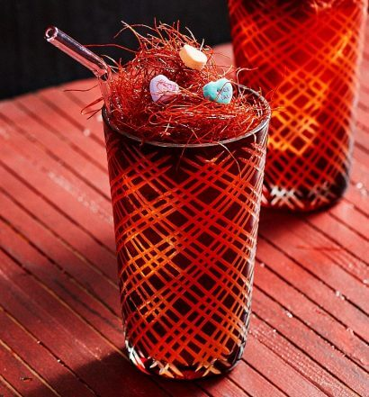 The Love Nest cocktail, featured image