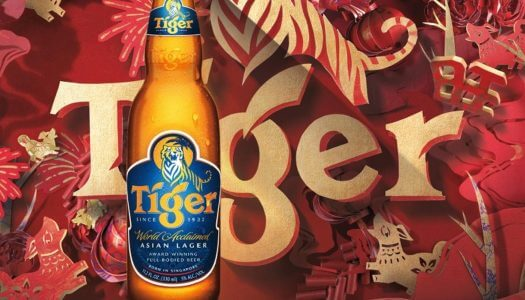 Tiger Beer Program Uncages 2018 Lunar New Year Celebrations