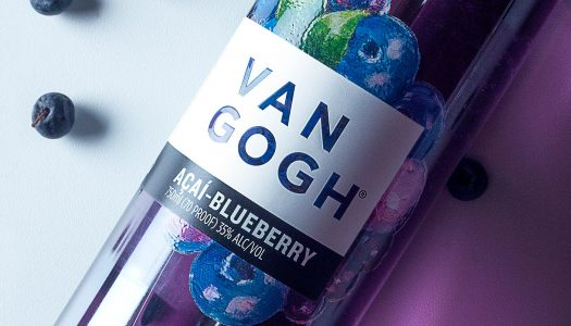 Van Gogh Açai-Blueberry is on Trend for 2018