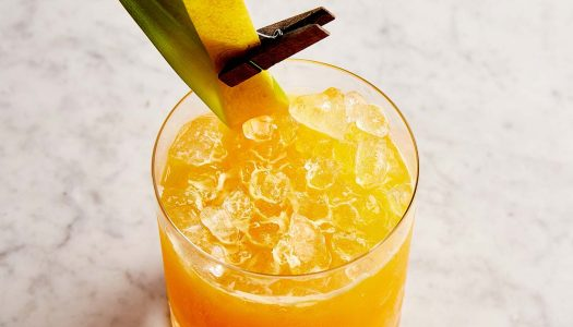 Must Mix: Turmeric Whiskey Sour