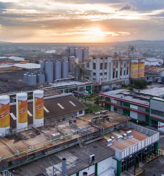 Red Stripe Brewery Aerial View, featured image
