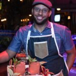 Aaron Joseph, chilled 100 mixologist washington dc, featured image