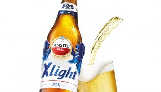 Amstel Xlight Embraces the Biggest Workout of All – Life