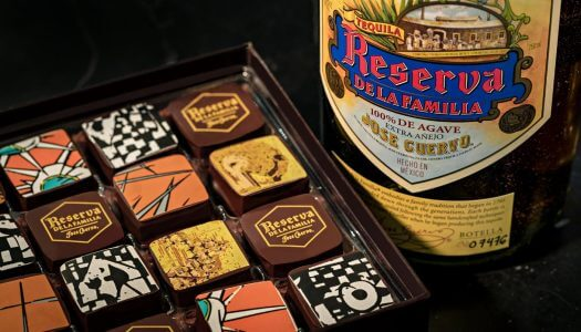 Jose Cuervo Tequila-Infused Chocolates