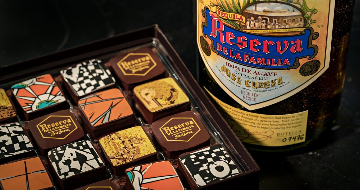 Jose Cuervo Tequila-Infused Chocolates, featured image