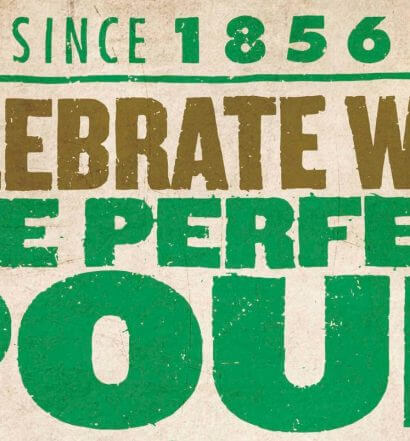 """""""Celebrate with the Perfect Pour"""", featured image"""