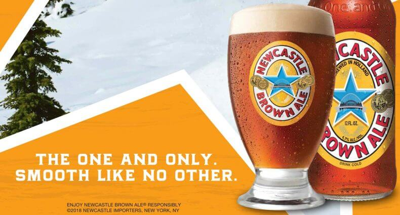 Newcastle Brown Ale-Partners with Local Media, featured image