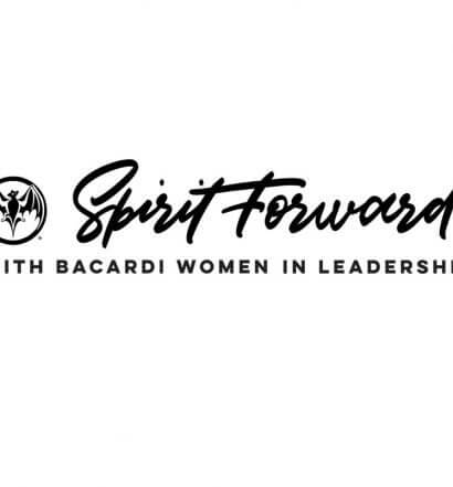 Spirit Forward Bacardi Women In Leadership Empowerment Series Launches, featured image, logo on white