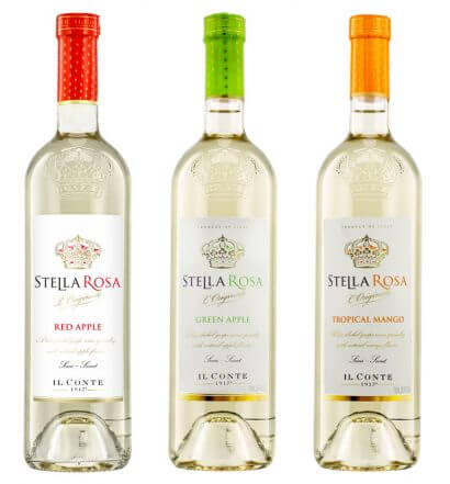 Stella Rosa Launches Three New Flavors, featured image