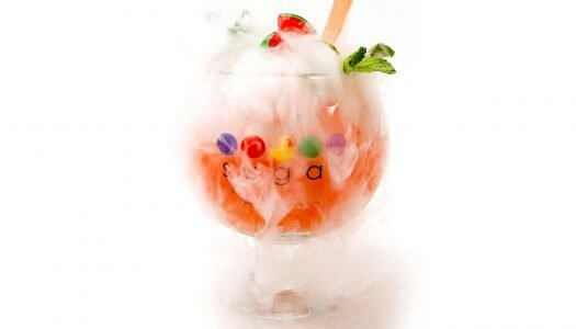 5 Must Mix Sweet Cocktails from The Sugar Factory