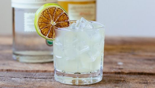 Chilled Drink of the Week: The Azuñia Orgánica Margarita
