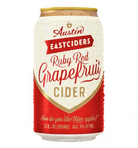 Ruby Red Grapefruit, can on white, featured image