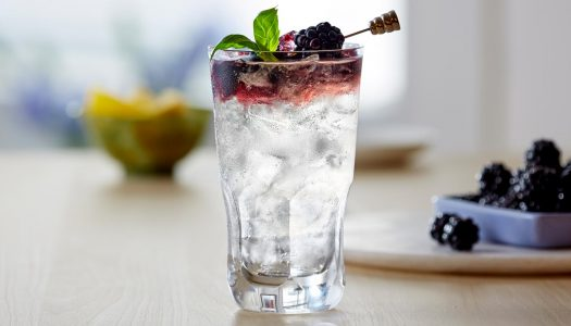 Easy to Mix: Bacardi Blackberry Bramble