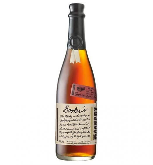 """Booker's """"Kathleen's Batch"""", bottle on white, featured image"""