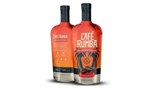 Café Rumba Rum Cream with Coffee Launches