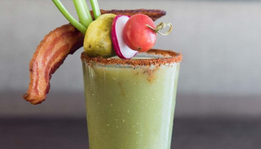 Must Mix: Green Bloody Mary