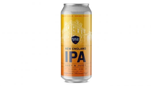 Samuel Adams Releases Hazy & Juicy New England IPA